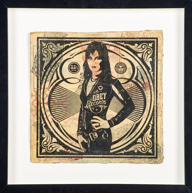 Shepard Fairey, 'Joan Jett', 2008, Rago/Wright