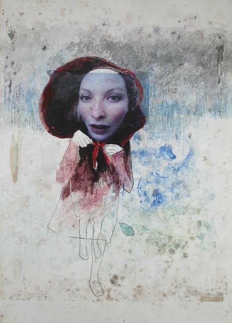 , 'Riding Hood,' 2016, Galerie Bart