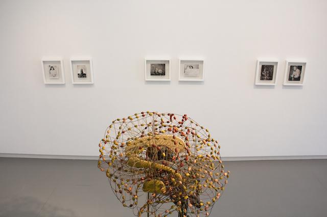 ", 'Exhibition View, ""Spell to Spelling**Spelling to Spell"",  De Appel Arts Centre, Amsterdam,' 2015, Alberta Pane"
