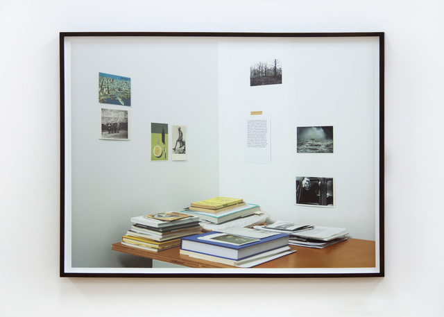 , 'Untitled (Remembered),' 2014, Tanya Leighton