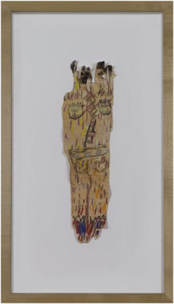 David Barnett, 'Up North - Campfire Logger Spirit', 2003, David Barnett Gallery