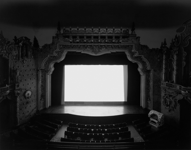 Hiroshi Sugimoto, 'Carpenter Center, Richmond', 1993, Photography, Gelatin silver print, Fraenkel Gallery