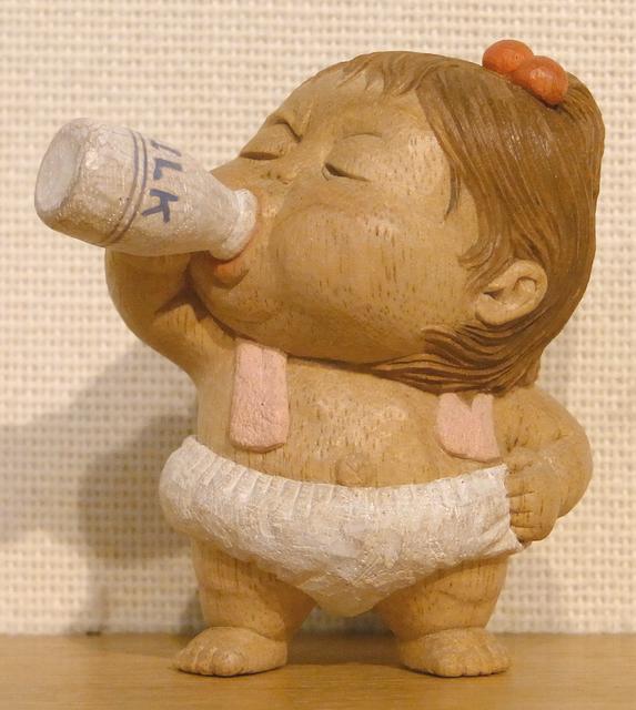 , 'Gulp, gulp,' 2016, Watanuki Ltd. / Toki-no-Wasuremono