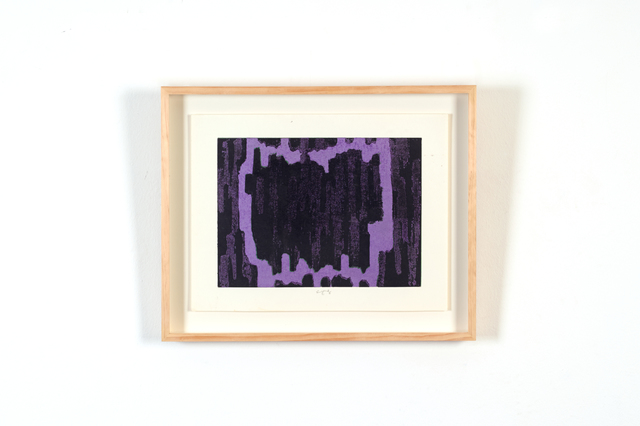 , 'Untitled (Purple) ,' 1985, H.ARTS COLLECTIVE
