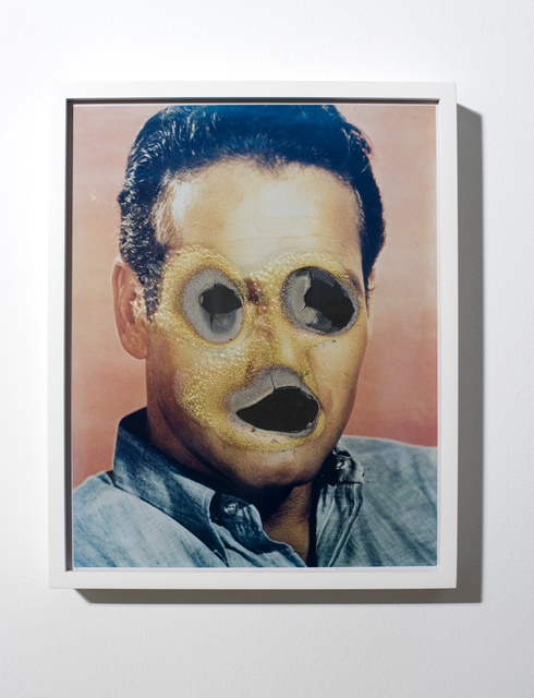 , 'Self Portrait of You and Me (Paul Newman),' 2010, Galeria Marilia Razuk
