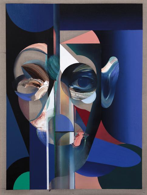 , 'Masked Identity #1,' 2017, Barnard