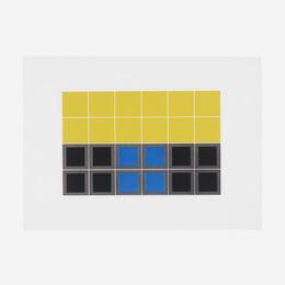 Jesús Rafael Soto, 'Oro y Cobalto,' 1980, Wright: Art + Design (February 2017)
