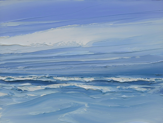 , 'Shallowing Water, Hebrides,' 2017, Thackeray Gallery