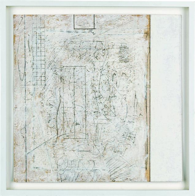 , 'Grey Drawing #8,' ca. 1962, Peter Blum Gallery
