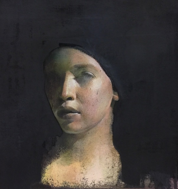 , 'Heady Study 2,' 2018, Gallery 1261