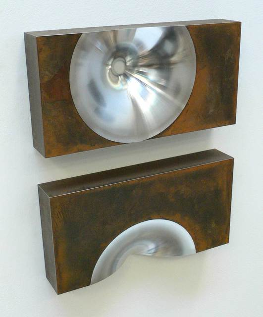 Mark Firth, 'Tori 2 and 3', 2011, Sculpture, Aluminium, Jill George Gallery