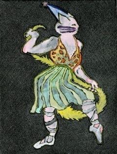 Eleanor Hubbard, 'Jasmine: From the International Cat Ballet Series', 2008, Walter Wickiser Gallery