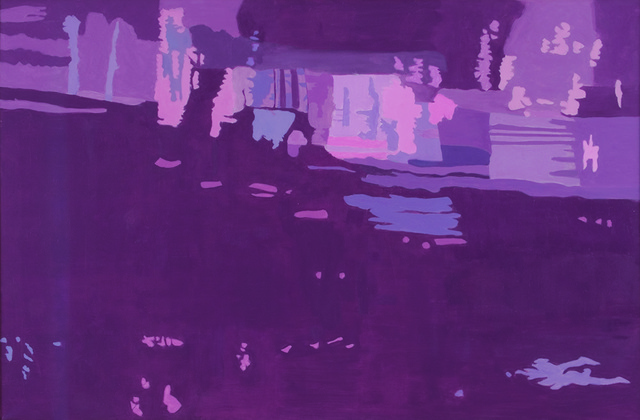 , 'Pink Reflection,' 1997, Walter Wickiser Gallery