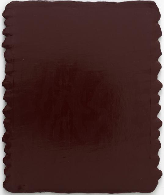 , 'Les dessous de la monochromie No 31,' 2001, Setareh Gallery