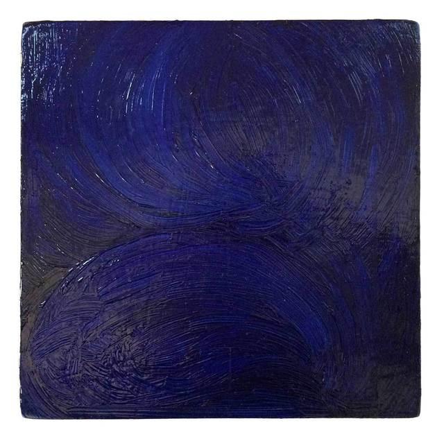 , 'Baroque Mood Cobalt,' 2016, Antoine Levi