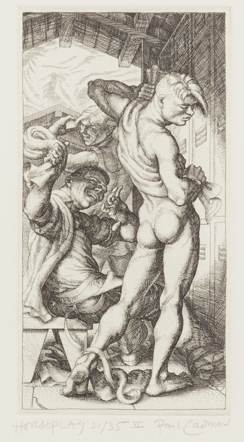 , 'Horseplay,' 1935, Childs Gallery