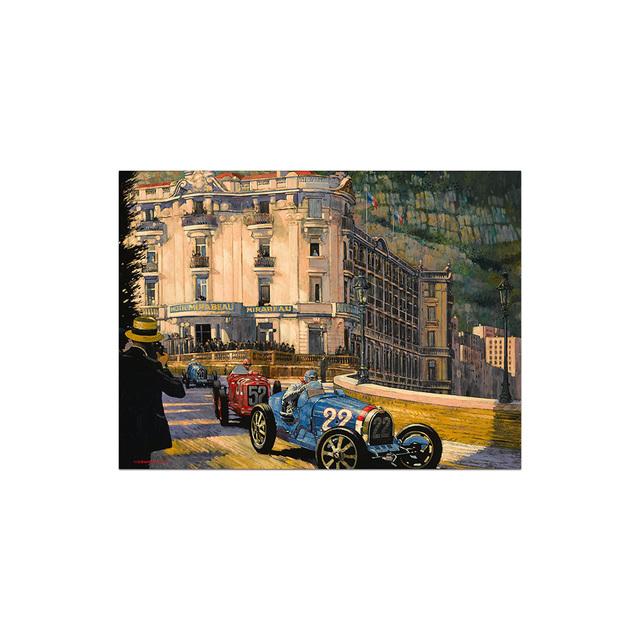 , 'Hotel Mirabeau | Monaco Grand Prix | Automotive | Car,' 2010, Whyte Fine Art
