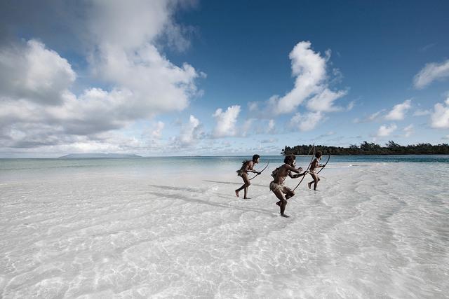 , 'Ni Vanuatu Men Rah Lava Island, Torba Province, Vanuatu Islands,' 2011, Opiom Gallery