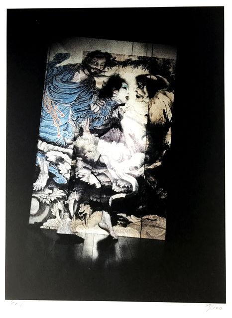 , 'Kazuo Ohno Breathing in the Spirit of Shohaku Soga,' 1997, 99Prints