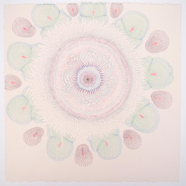 , 'Northern Geranium,' 2015, Kenise Barnes Fine Art
