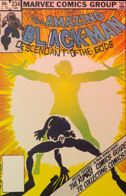 Kumasi Barnett, 'The Amazing Black Man', 2018, Zeitz MOCAA