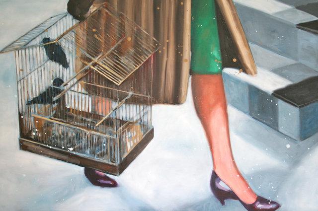 , 'The Birds: The Birdcage,' 2011-2014, Sloan Fine Art