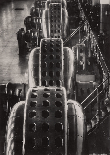 Margaret Bourke-White, 'Niagara Falls Power, Cleveland', 1928, Doyle
