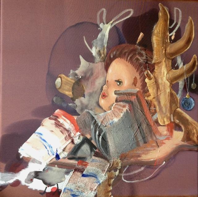 , 'Doll,' 2017, Meno niša Gallery
