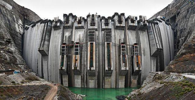 , 'Xiluodu Dam #1, Yangtze River, Yunnan Province, China,' 2002, Sundaram Tagore Gallery