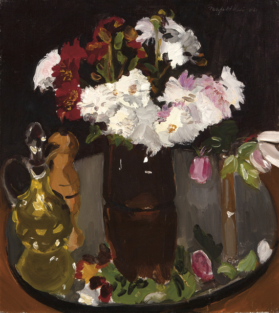 , 'Still Life of Flowers on a Mirror,' 1966, Dowling Walsh