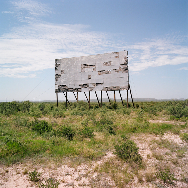 , 'Giant. McCamey, Texas,' 2016, Barry Whistler Gallery