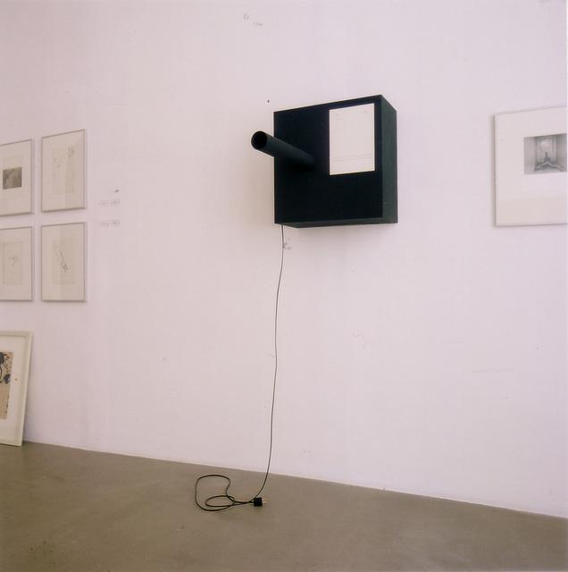 , 'Cannon,' 1975, Charim Galerie