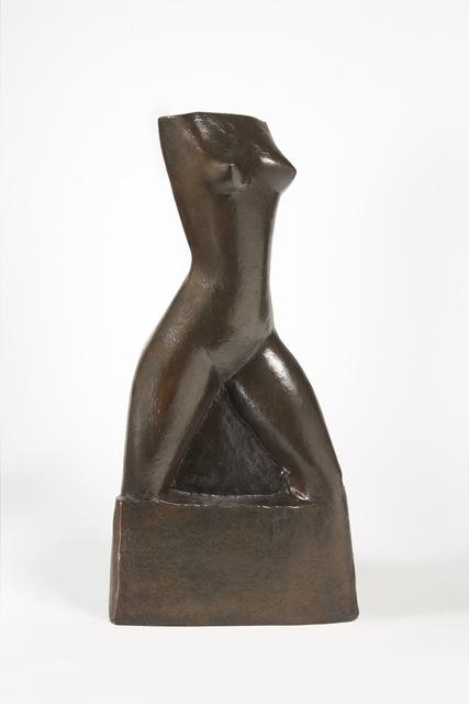 , 'Torse,' 1934, Galerie Marcilhac