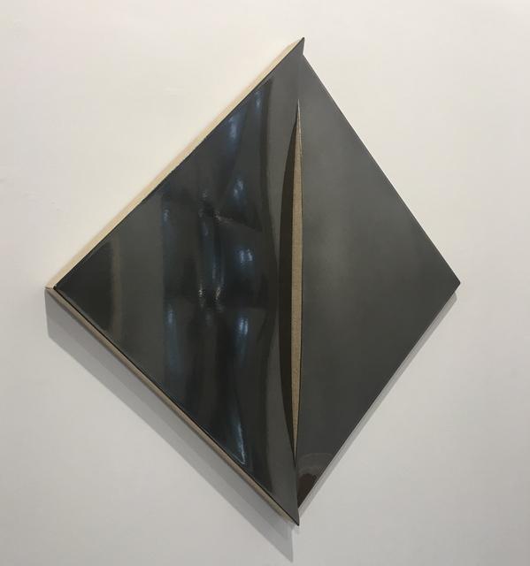 , 'Non-fit triangles squared,' 2016, Sebastian Fath Contemporary