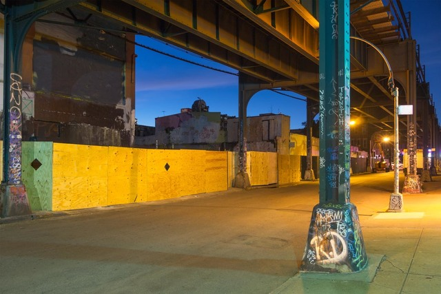 , 'Davis Street, Long Island City,' , Soho Photo Gallery
