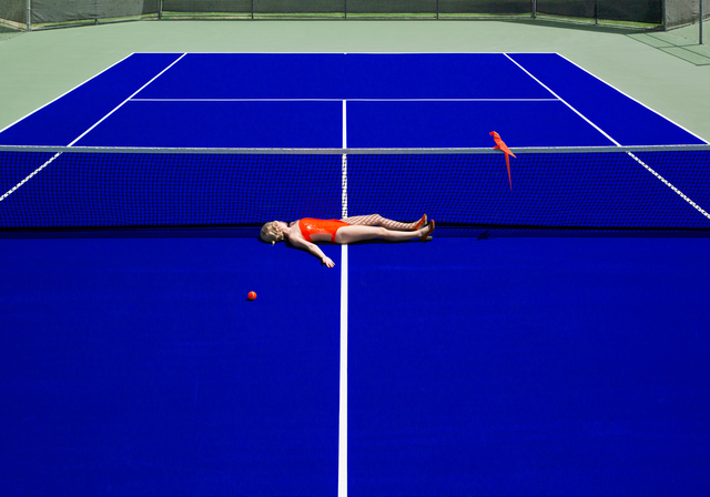 , 'Tennis,' 2014-2016, Visions West Contemporary
