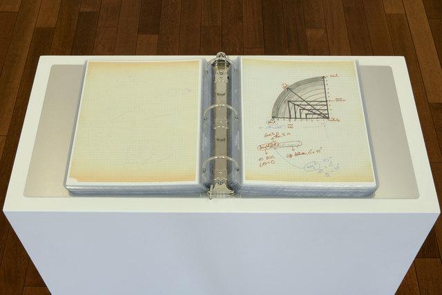 , 'Singer Notes, 1968,' , mfc - michèle didier