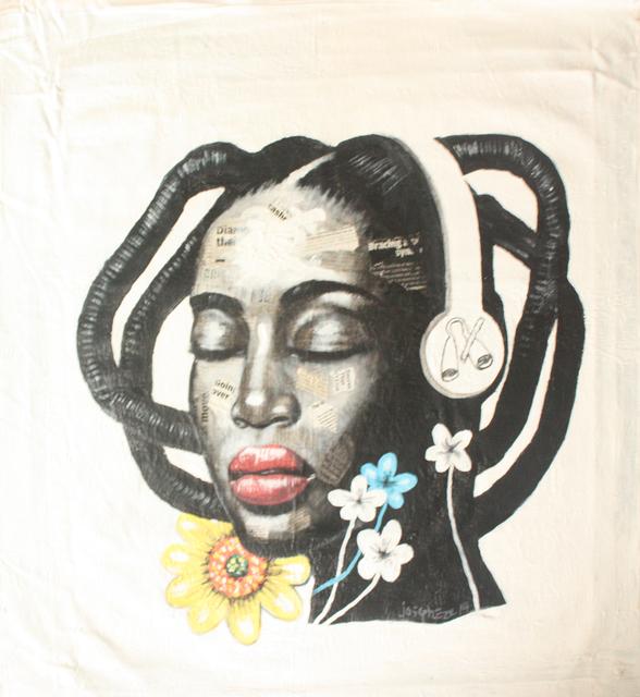 Joseph Eze, 'Afro-Sonic II', 2014, Society of Nigerian Artists
