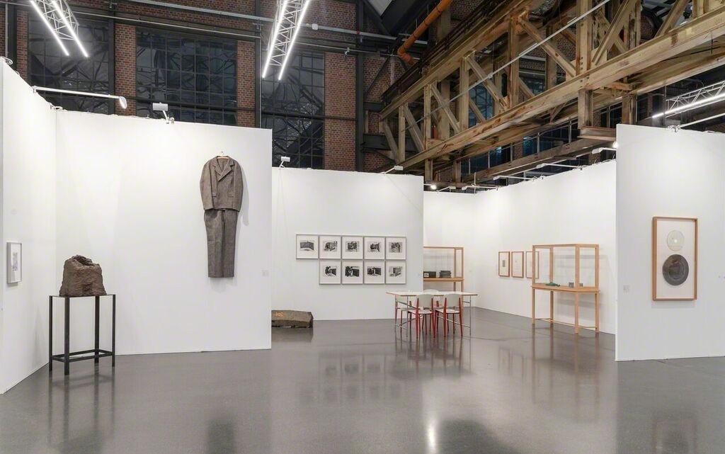 BASTIAN at Art Düsseldorf 2018