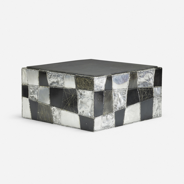 Paul Evans, 'Argente coffee table', 1968, Wright
