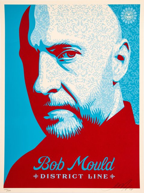 Shepard Fairey, 'Bob Mould', 2008, Heritage Auctions