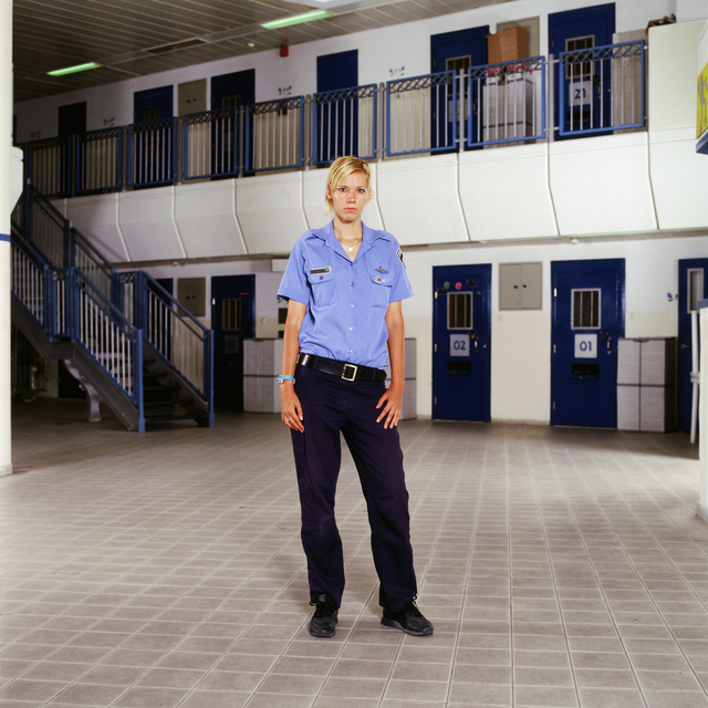 , 'Woman Prison Guard,' 2008, Contemporary by Golconda