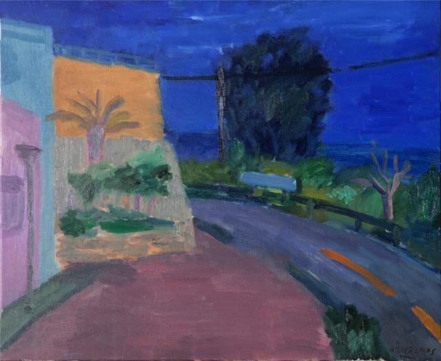 , 'Noche Azul,' , Odon Wagner Gallery