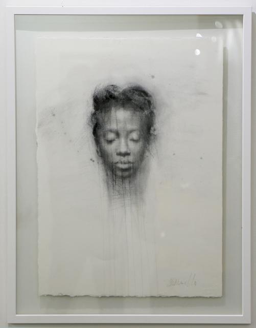 , 'Black Pearl 2,' 2017, Artspace Hamra