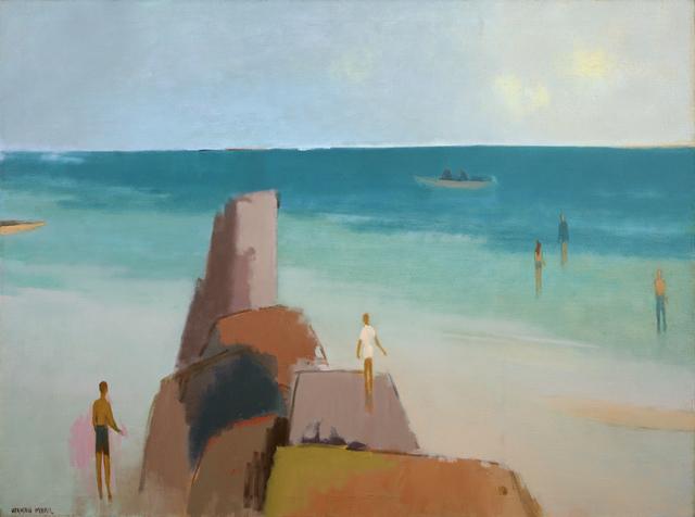 , 'Kendall Lane Beach,' 1983, Debra Force Fine Art