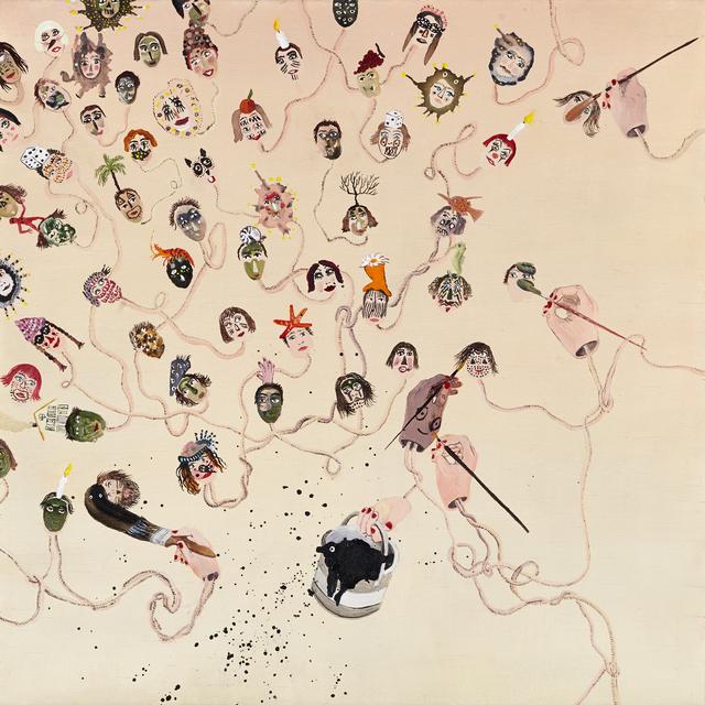 , 'New friends,' 2017, Galerie Dukan