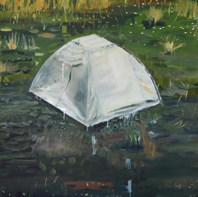 , 'Tent,' 2016, David Risley Gallery
