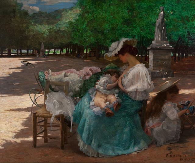 , 'Maternity,' 1906, Pinacoteca do Estado de São Paulo