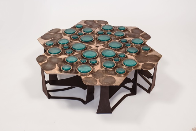 , 'Tiberinus Coffee Table,' 2016, Eric Buterbaugh Gallery