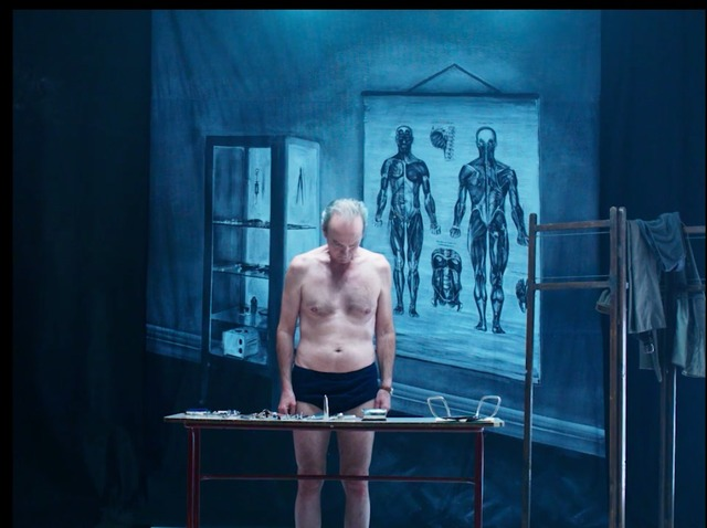 ", 'Forensic Medical Examination from series ""A Chairman's Tale"",' 2015, Temnikova & Kasela"